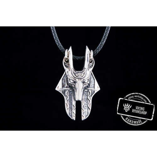 Egypt Pendant Sterling Silver Jewelry