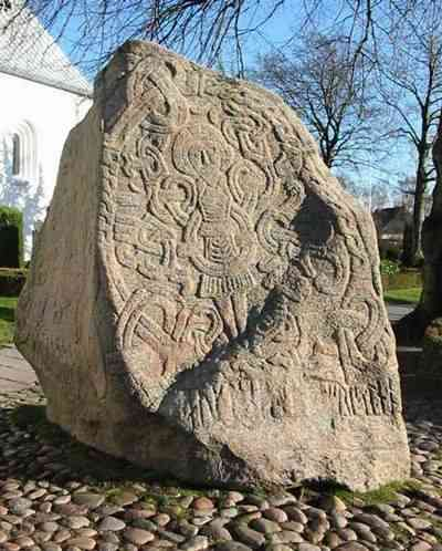 The stone from Jelling